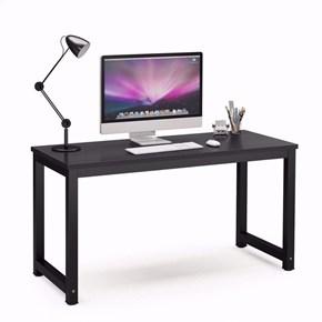 Zizuva Siyah Modern Minimalist Çalışma Masası - ZZ2000V200036 görseli