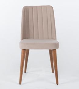 Yaprak Sandalye Sütlü Kahve - YPR01SNKH görseli