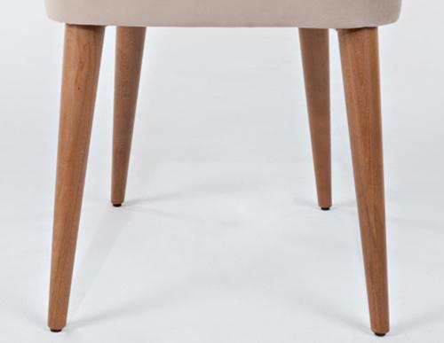 Yaprak Sandalye Sütlü Kahve - YPR01SNKH görseli, Picture 4