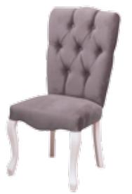 Kardelen Sandalye Beyaz (GRS-313) görseli