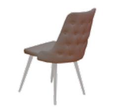 Modern Sandalye Ceviz -GRS-316 görseli