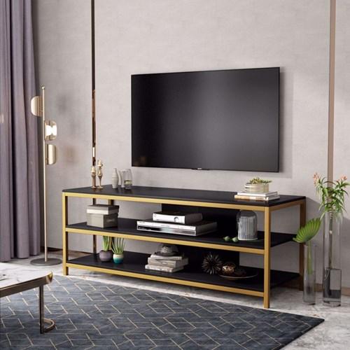Zizuva 3 Katmanlı Tv Sehpası - ZZ1000-V100775 görseli, Picture 1
