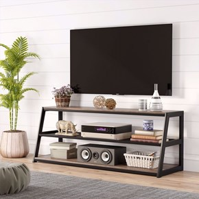 Zizuva 3 Katmanlı Raflı Tv Sehpası - ZZ1000-V100778 görseli