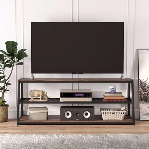 Zizuva 3 Katmanlı Raflı Tv Sehpası - ZZ1000-V100778 görseli, Picture 3