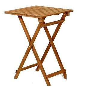 Zizuva Ahşap Katlanır Kamp-Piknik Masası - ZZ5000-V100635 görseli