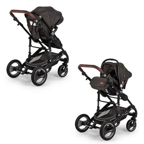 Velar Travel Sistem Bebek Arabası Siyah - VLRTRVLSYH02 görseli, Picture 2