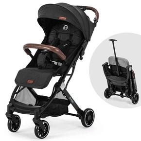 Jet Kabin Tipi Bebek Arabası Siyah - JETKBNSYH01 görseli