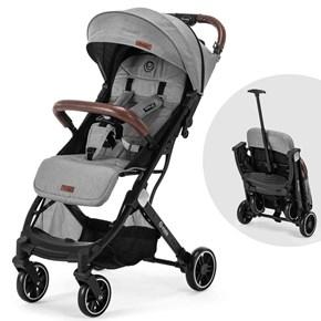 Jet Kabin Tipi Bebek Arabası Gri - JETKBNGRİ02 görseli