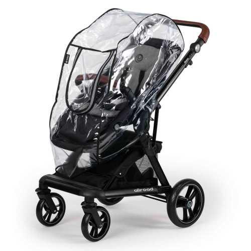 Fermuarlı Lüks Bebek Arabası Yağmurluğu - YGMRLK01 görseli, Picture 2