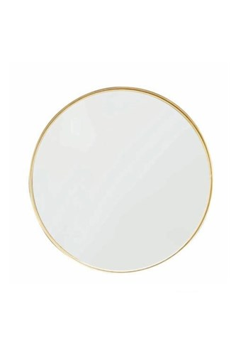 Asu 70 Cm Gold Yuvarlak Ayna- OTTO- ASU- 70 görseli, Picture 1