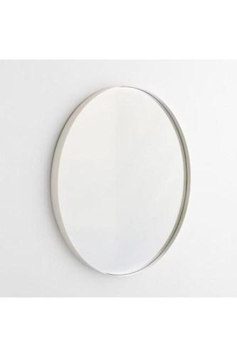 Asu Beyaz Yuvarlak Ayna - OTTO.ASU.50 görseli, Picture 1