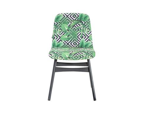 Juste Sandalye  Koyu Yeşil- JST01SN02 görseli, Picture 1