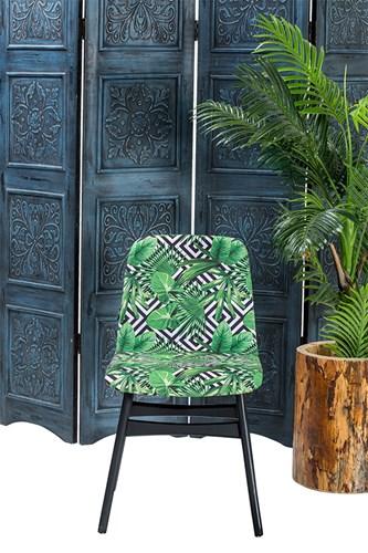 Juste Sandalye  Koyu Yeşil- JST01SN02 görseli, Picture 2