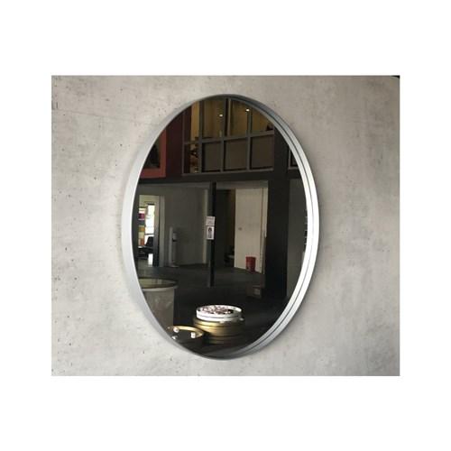 Asu 90 Cm Gümüş Yuvarlak Ayna - OTTO_ASU_90 görseli, Picture 1