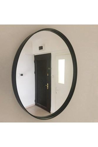 Ahu 70 Cm Siyah Yuvarlak Ayna - OTTO.AHU.70 görseli, Picture 2