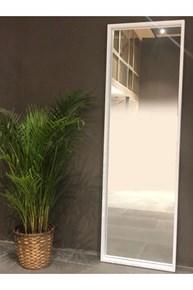 Beyaz Boy Aynası 50x160 - OTTOBOYBYZ03 görseli