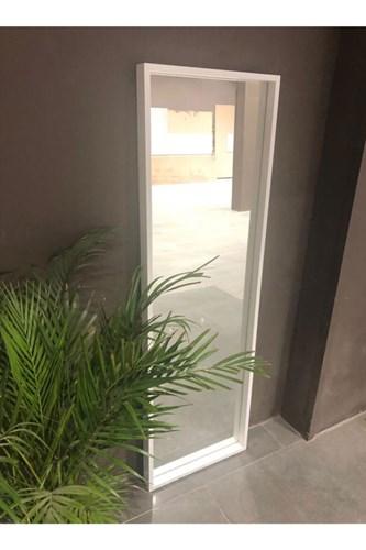 Beyaz Boy Aynası 50x160 - OTTOBOYBYZ03 görseli, Picture 2