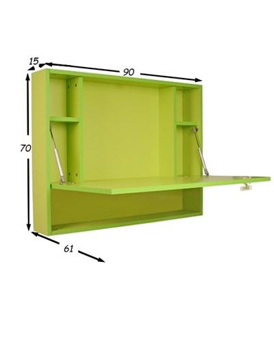 Mokko Akai Yeşil Masa Tablası - MOKMSTYSL görseli, Picture 5