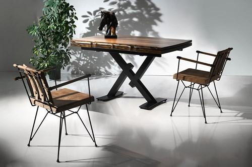 Otto Masa Penyez Sandalye - TT-501 görseli, Picture 1