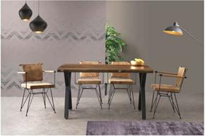 Costa Masa Penyez Sandalye - CS-533 görseli