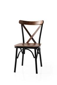 Ahşap Ekol Sandalye - NCLNSNDLY08 görseli