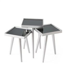 Kare Aynalı Zigon Gümüş - NV-9910-13-3 görseli