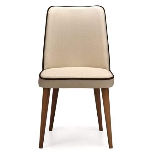 Lisburn Sandalye - SND06KRM görseli, Picture 1