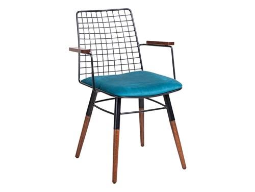 Sıla Sandalye( Kollu) - SLA755SNA görseli, Picture 1
