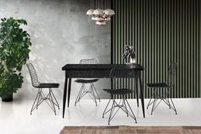 Metal Kelebek Masa  Tivoli Sandalye  görseli