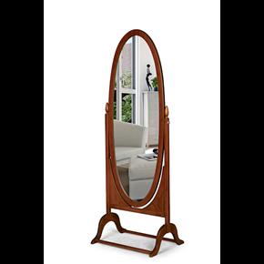 Büyük Oval Boy Ayna - AK-652 görseli