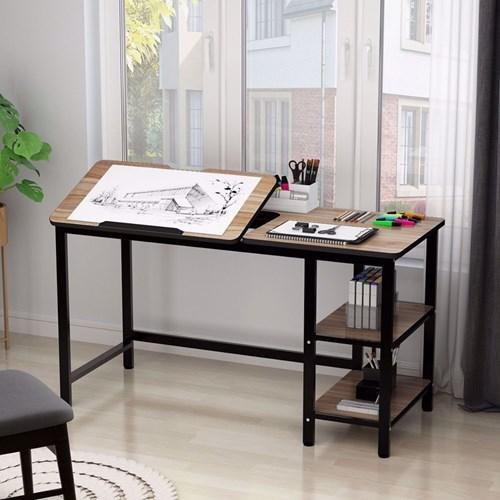 Zizuva Ceviz Ayarlanabilir Çizim Çalışma Masası - ZZ2000V200046 görseli, Picture 3