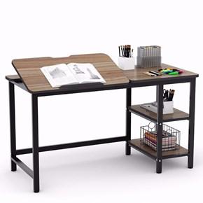 Zizuva Ceviz Ayarlanabilir Çizim Çalışma Masası - ZZ2000V200046 görseli