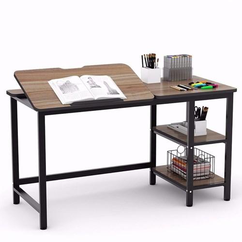 Zizuva Ceviz Ayarlanabilir Çizim Çalışma Masası - ZZ2000V200046 görseli, Picture 1