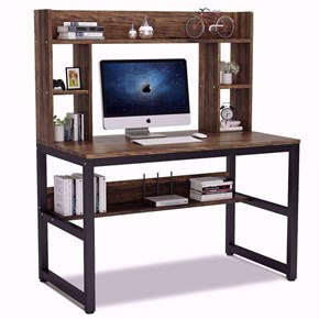 Zizuva Raflı Çalışma Masası - ZZ2000-V200022 görseli