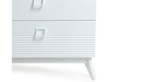 Almoda Beyaz Şifonyer - ALMBYZ01SF görseli, Picture 9