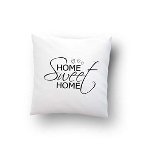 Home Sweet Home El Yazısı Kırlent- DKRNYHMSWT görseli