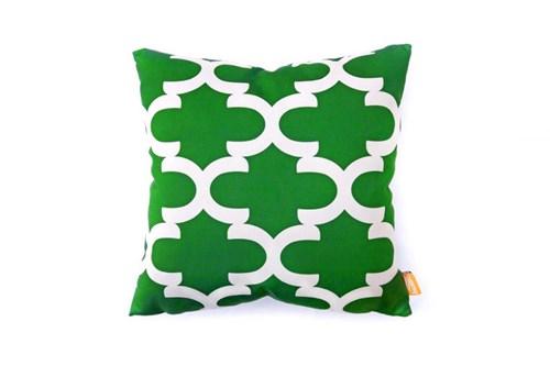 Yeşil Büyük Moroccan Kırlent-DKRNYMRC görseli, Picture 1