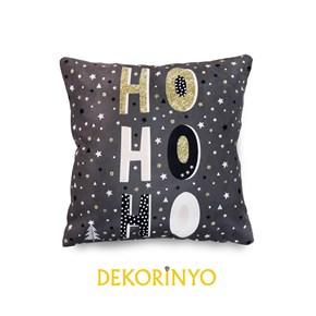 Ho Ho Ho Kırlent-DKRNYHH görseli