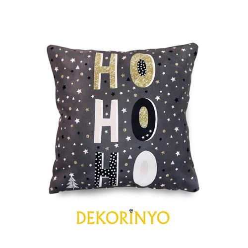 Ho Ho Ho Kırlent-DKRNYHH görseli, Picture 1