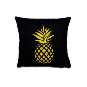 Ananas Gold Kırlent - DKRNYANNS görseli, Picture 1