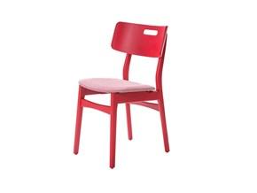 Pi Kırmızı Sandalye  görseli