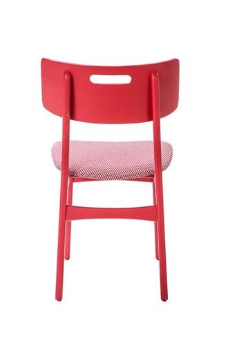 Pi Kırmızı Sandalye  görseli, Picture 4