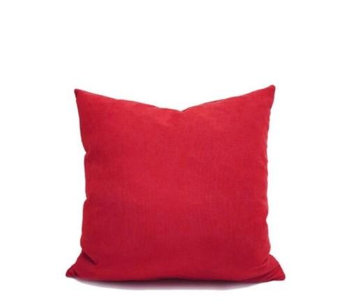 Kırmızı Dekoratif Kırlent -DKRNYKRMZD görseli, Picture 1
