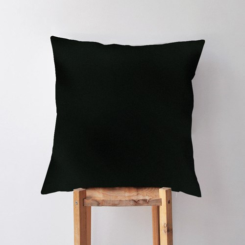 Siyah Dekoratif Kırlent - DKRNYSYH görseli, Picture 1