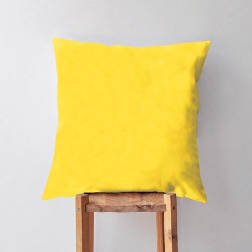 Sarı Dekoratif Kırlent- DKRNYSRDK görseli, Picture 1