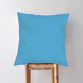 Açık Mavi Renkli Dekoratif Kırlent- DKRNYACKMV görseli