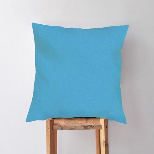 Açık Mavi Renkli Dekoratif Kırlent- DKRNYACKMV görseli, Picture 1