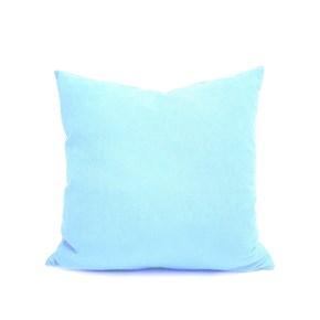 Bebe Mavi Renkli Dekoratif Kırlent-DKRNYBBMV görseli
