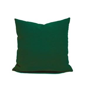Zümrüt Yeşili Düz Dekoratif Kırlent- DKRNYZMRTYSL görseli
