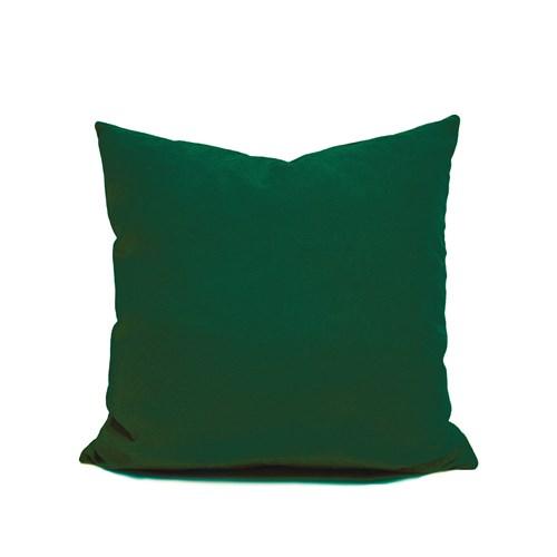 Zümrüt Yeşili Düz Dekoratif Kırlent- DKRNYZMRTYSL görseli, Picture 1